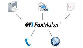 GFI Faxmaker Raporlama
